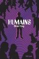 Couverture Humains Editions Hélium (Fiction jeunesse) 2014