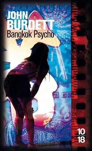 Couverture Bangkok psycho