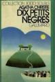 Couverture Dix petits nègres Editions Gallimard  (1000 soleils) 1988