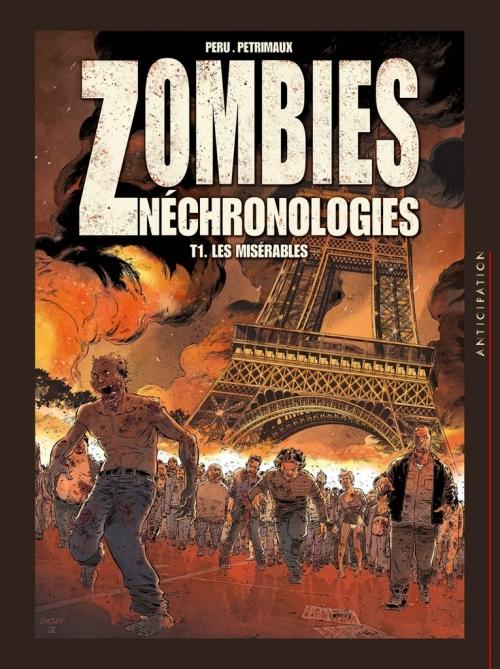 Couverture Zombies néchronologies, tome 1 : Les misérables
