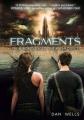 Couverture Partials, tome 2 : Fragments Editions HarperCollins 2013