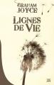 Couverture Lignes de vie Editions Bragelonne (10e anniversaire) 2014