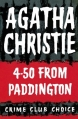 Couverture Le train de 16h50 Editions HarperCollins 2009