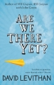 Couverture Are We There Yet? Editions HarperCollins 2013