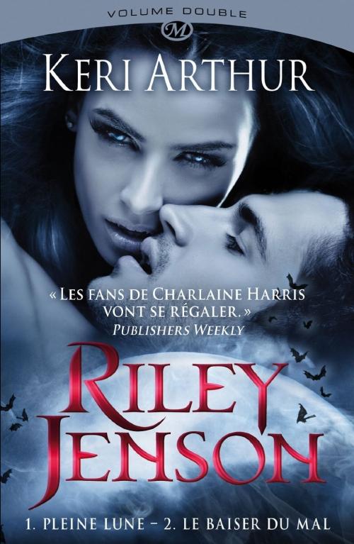 Couverture Riley Jenson, intégrale, tomes 1 et 2