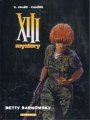 Couverture XIII mystery, tome 07 : Betty Barnowsky Editions Dargaud 2014