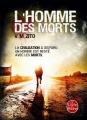 Couverture L'homme des morts Editions Le Livre de Poche (Orbit) 2014
