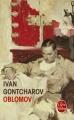 Couverture Oblomov Editions Le Livre de Poche 1999