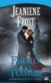 Couverture Chasseuse de la nuit, tome 3 : Froid comme une tombe Editions Milady 2014