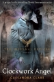 Couverture La Cité des Ténèbres / The Mortal Instruments : Les origines, tome 1 : L'Ange mécanique Editions Walker Books 2011