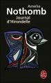Couverture Journal d'Hirondelle Editions Le Livre de Poche 2006
