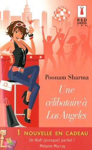 Couverture Une célibataire à Los Angeles, Un Noël (presque) parfait