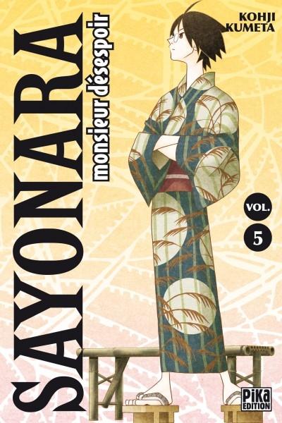 Couverture Sayonara Monsieur Désespoir, tome 05