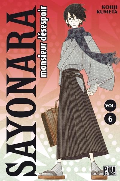 Couverture Sayonara Monsieur Désespoir, tome 06