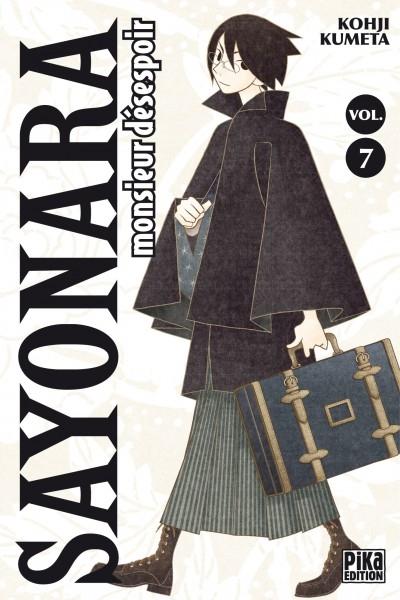 Couverture Sayonara Monsieur Désespoir, tome 07