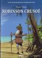 Couverture Robinson Crusoé Editions Glénat (Les incontournables de la littérature en BD) 2010