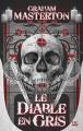 Couverture Le diable en gris Editions Bragelonne (10e anniversaire) 2014