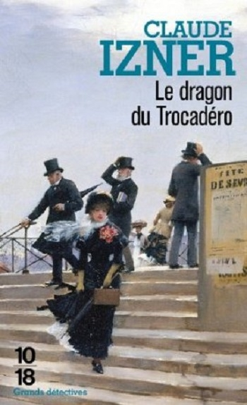 Couverture Le dragon du Trocadéro
