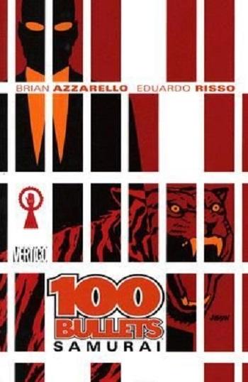 Couverture 100 Bullets (Vertigo), book 07: Samurai