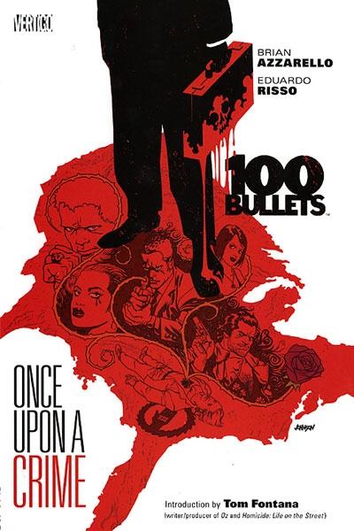 Couverture 100 Bullets (Vertigo), book 11: Once Upon A Crime