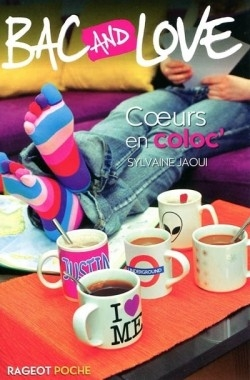 Couverture Bac and Love, tome 12 : Coeurs en coloc'