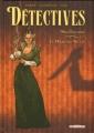 Couverture Détectives : Miss Crumble, Le monstre botté Editions Delcourt 2014