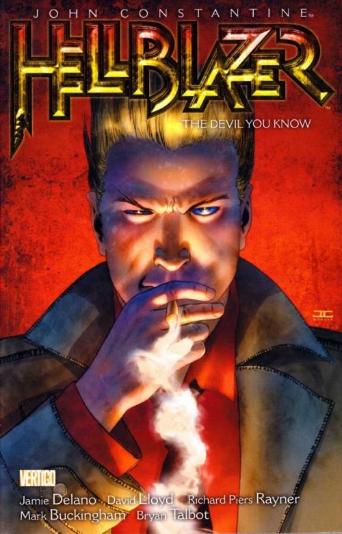Couverture Hellblazer (Vertigo), book 02: The Devil You Know