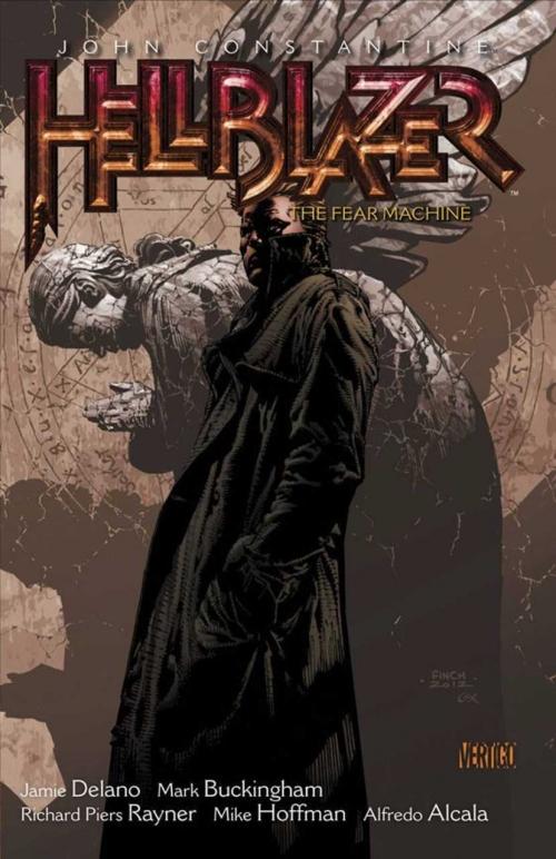 Couverture Hellblazer (Vertigo), book 03: The Fear Machine