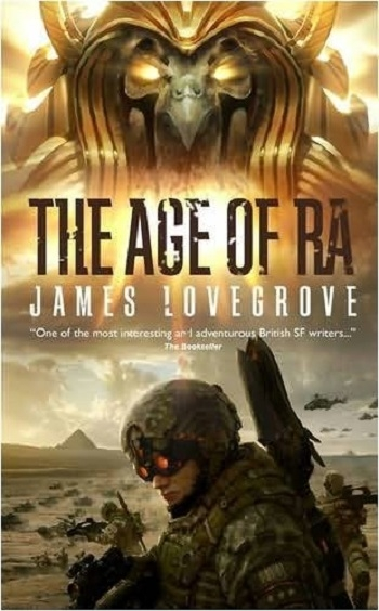 Couverture The Age of Ra