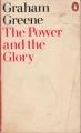 Couverture La puissance et la gloire Editions Penguin Books 1974