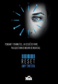 Couverture Reboot, tome 2 : Reset