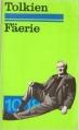 Couverture Faërie Editions 10/18 1974