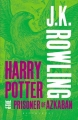 Couverture Harry Potter, tome 3 : Harry Potter et le prisonnier d'Azkaban Editions Bloomsbury 2013