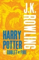 Couverture Harry Potter, tome 4 : Harry Potter et la coupe de feu Editions Bloomsbury 2013