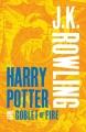 Couverture Harry Potter, tome 4 : Harry Potter et la coupe de feu Editions Bloomsbury 2013