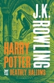 Couverture Harry Potter, tome 7 : Harry Potter et les reliques de la mort Editions Bloomsbury 2013