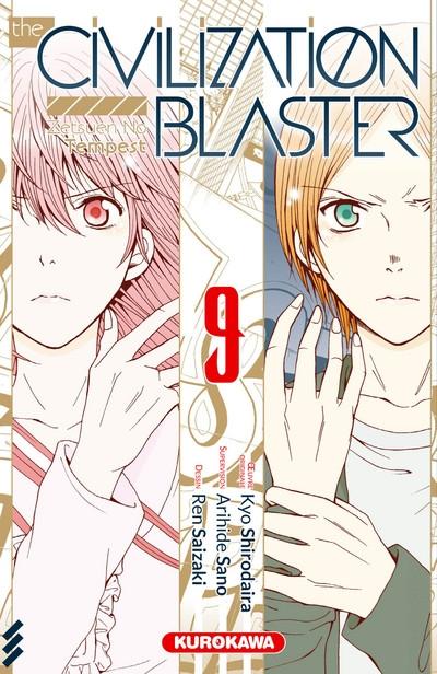 Couverture The civilization blaster, tome 09