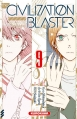 Couverture The civilization blaster, tome 09 Editions Kurokawa 2013