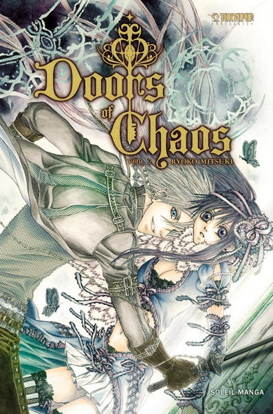 Couverture Doors of Chaos, tome 2