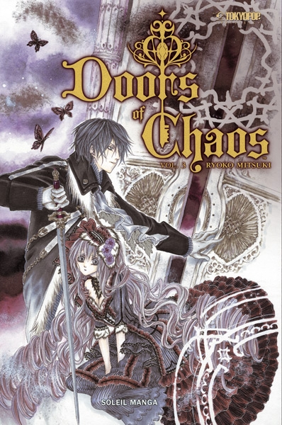 Couverture Doors of Chaos, tome 3