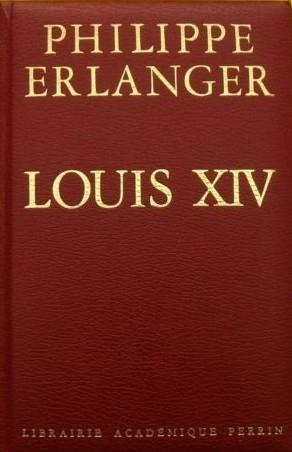 Couverture Louis XIV