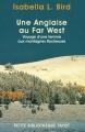 Couverture Une anglaise au Far-West Editions Payot (Petite bibliothèque) 2004