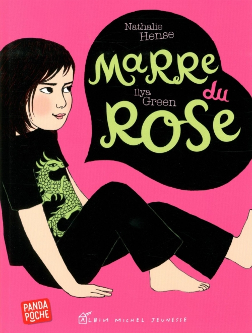 Couverture Marre du rose