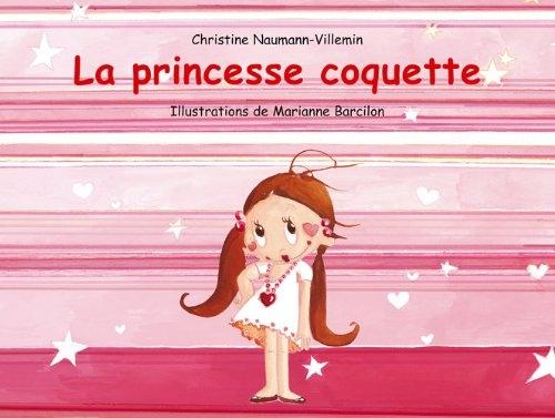 Couverture La princesse coquette