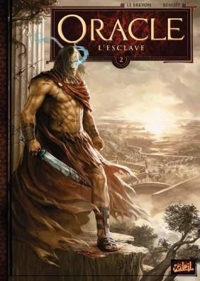 Couverture Oracle, tome 2 : L'Esclave