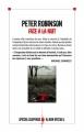 Couverture Face à la nuit Editions Albin Michel (Spécial suspense) 2014
