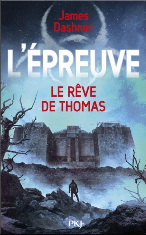 Couverture L'épreuve, tome 2.5 : Le rêve de Thomas