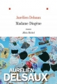 Couverture Madame Diogène Editions Albin Michel 2014