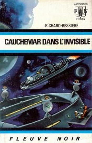 Couverture Dan Seymour, tome 4 : Cauchemar dans l'invisible