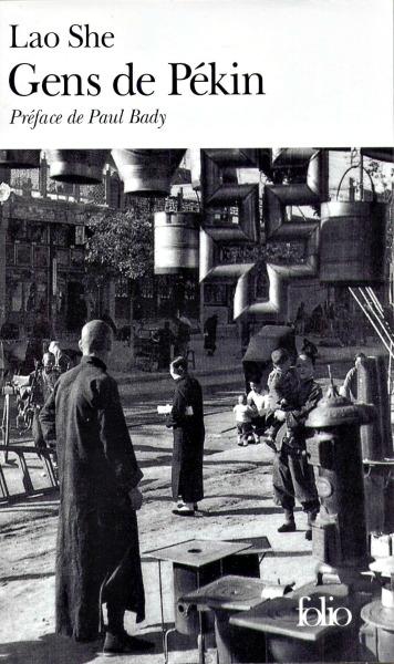 Couverture Gens de Pékin